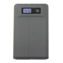 Laptop cobrando banco de energia 16000mah