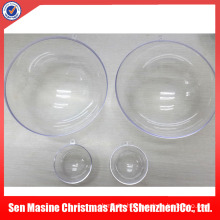 Hard large Christmas Giant clear Transparent Plastic ball