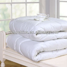 High quality different filling material available hotel quilts wholesale