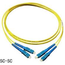 Sc-Sc Fibra Óptica Patch Cord