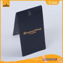 Hangtag vestuário, Hangtag vestuário, Hangtag papel LH30005