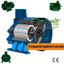 375rpm Permanent Magnet Generator for Wind and Hydro Turbine