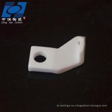 Tipo de piezas cerámicas y zirconia ceramica.