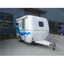 New design tiny house travel 5m rv trailers