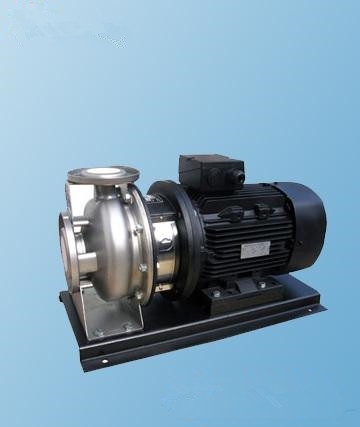 ZS type stainless steel horizontal single stage centrifugal pump 4