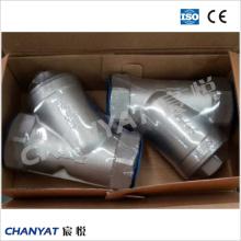 Aço inoxidável forjado soquete de montagem de soldagem reduzindo Tee A182 (F304, F309H, F310)