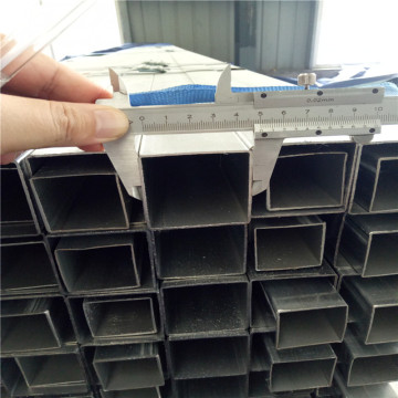 GI Pipe Steel Tube Tube مقاسات 2 mm