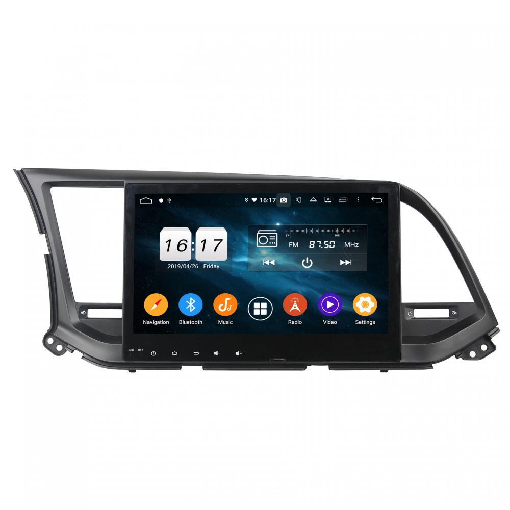 car navigation for Elantra 2016