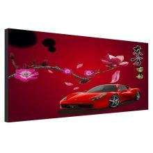 Aluminum Frame Acrylic Led Light Box Rohs Indoor / Outdoor