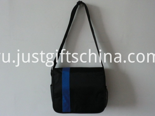 Custom 420D Polyester Messenger Shoulder Bags (5)