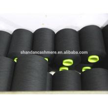 fio de lã / caxemira misturado 10% caxemira 90% fio de mistura de lã Nm 26/2 fio de mongolia interior