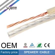 SIPU usine prix RVH Câble en gros émaillé fil d'aluminium meilleur prix haut-parleur fil câble
