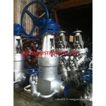 Soupape à vapeur haute pression de 4500 lb.