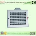 Электрический воздуховод на воздуховоде (CY-диффузор)