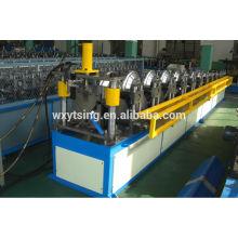 Pasado CE e ISO YTSING-YD-0668 Azulejo de azulejos Ridge Cap Roll formando la máquina y haciendo la máquina