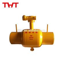 Válvula de bola de diferente tamaño para con medidor de agua de unión estándar