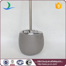 YSb50031-01-tbh 2015 New Products marble-imitated ceramic toilet brush holder