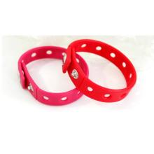 Gifs Travel Silicone Adjustable Bracelet for Children
