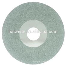 100 milímetros diamante galvanizado viu lâmina de corte de disco cortado ferramenta de moagem da roda
