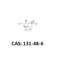 Best Quality for Adrenaline Medication Hormone Galactononulosonic acid lactaminic acid cas 131-48-6 export to Jamaica Suppliers