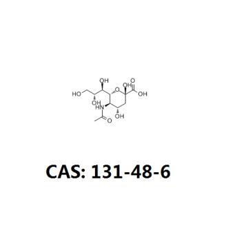 Galactononulosonic acid lactaminic acid cas 131-48-6
