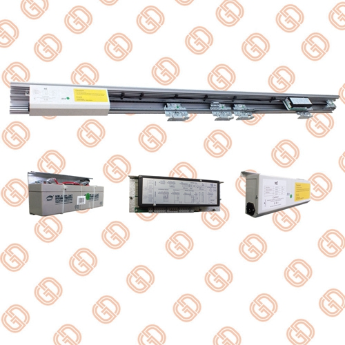 Sliding Door Operators with Available Spare Parts