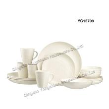 Conjunto de Louça de Cozinha em Cerâmica