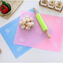 Kitchenware Pastry Tool Silicone Rolling Cut Mat