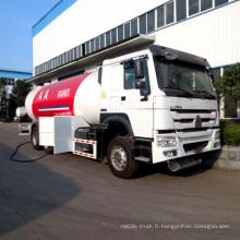 Camions à gaz GPL 25000L à vendre