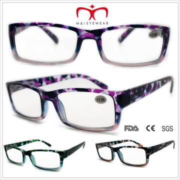 Унисекс Пластиковые многоцветные очки для чтения (WRP508326)