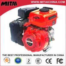 Motor de gasolina de 100 cc de arranque de retroceso de potencia fuerte de nuevo diseño chino