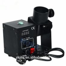 Dmx-elektrische Mini Konfetti Kanone Dmx512 100 w vier Schüsse / Einzel Schuss Mini Konfetti Maschine