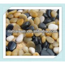 white beach pebbles cobble stone