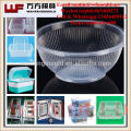 high quality disposable fast food injection plastic bowl mould/OEM Custom food soup bowl mold
