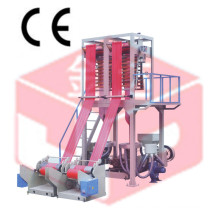 CE Certified Double Head Film Blowing Machine