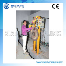 semi automatic diamond saw blade welding machine