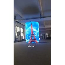 SMD single color indoor flexible led display module