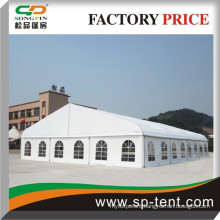 18x20m Giant Curved Outdoor Event Marquee Tents for Exhibition Wedding Party Sports Different Usages