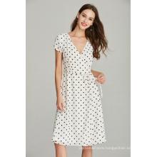 LADIES PRINTED VISCOSE DRESSES