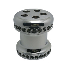 custom precision Motorcycle wheels with bright chrome plating cnc machining aluminium parts