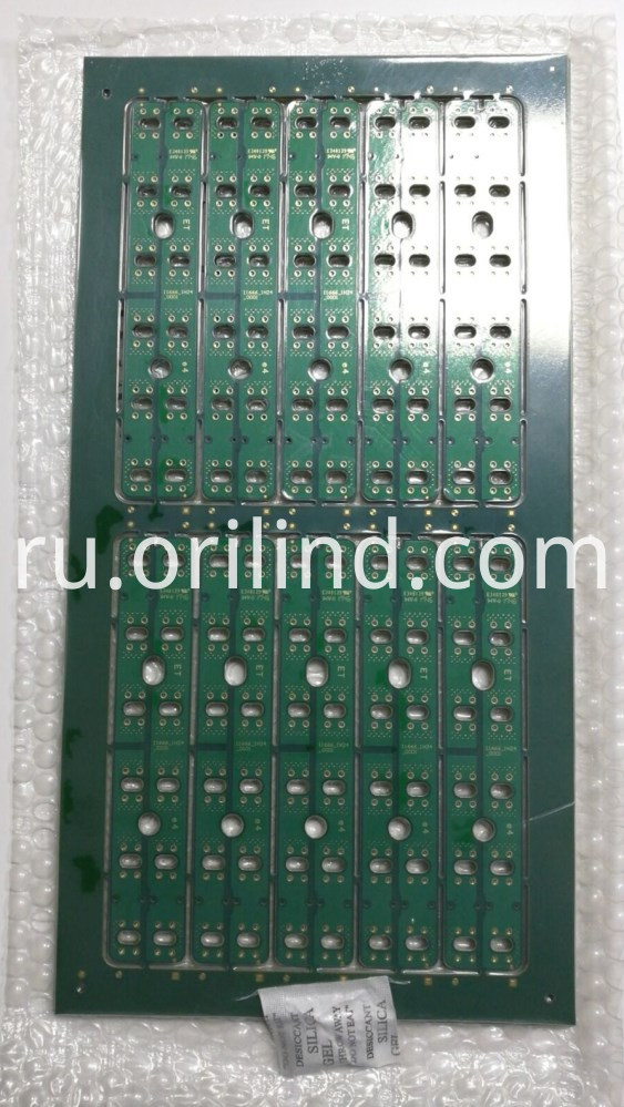 Halogen free material board