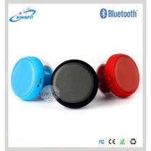 Orador sem fio colorido do FM do orador do bluetooth do diodo emissor de luz