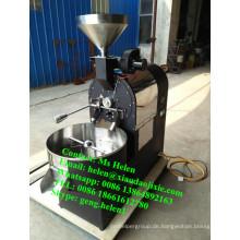 3 Kg Kaffeebohnen-Röster, kommerzielle Kaffee-Röstmaschine