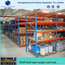 Estantería industrial ajustable del metal del almacenaje del estante de 50m m