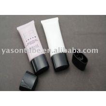 Tubes à crème cosmétiques super-ovales