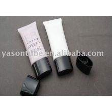 Tubos de creme cosmético super-oval