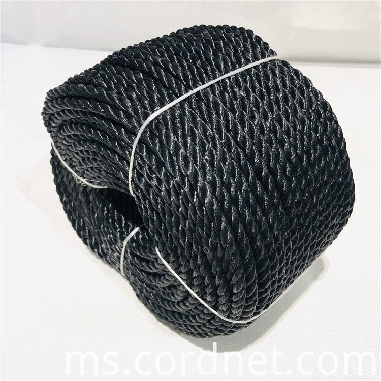 Black Pp Multi Twist Rope 1