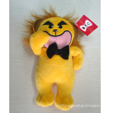Plush Cartoon Lion Toy