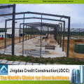 High Quality and Professional Steel Structure Warehouse/Prefabricated Garage Shed
