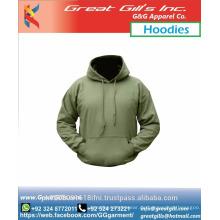 Winter Warme Fleece-/Baumwoll-Hoodies